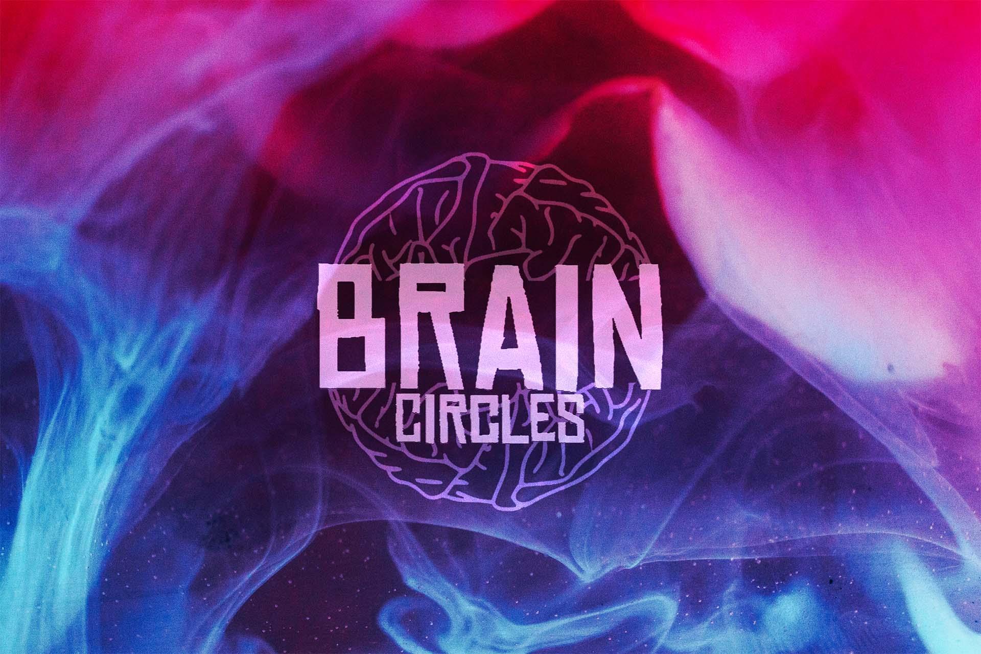Brain Circles EP background