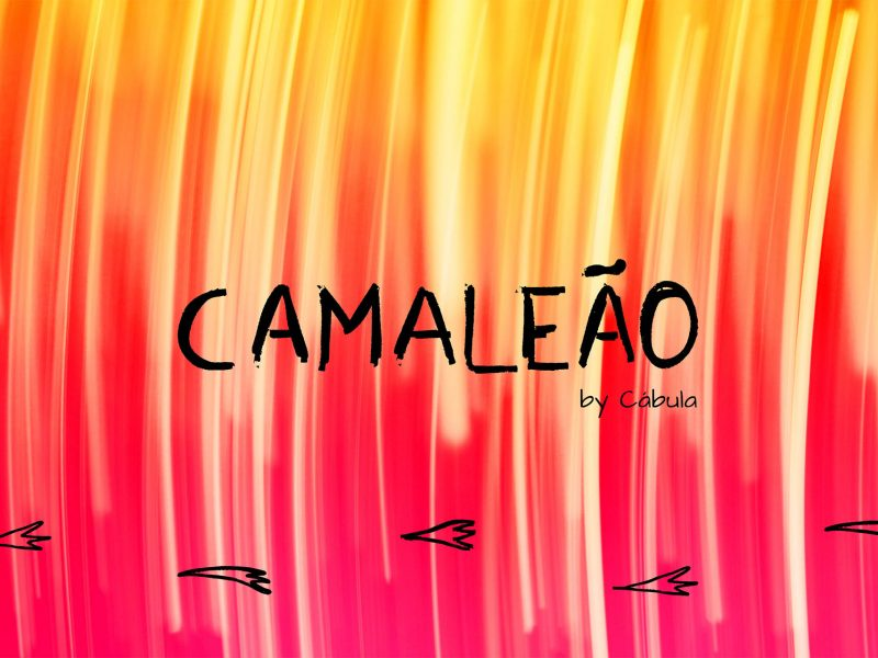 Cábula - Camaleão - Single Banner