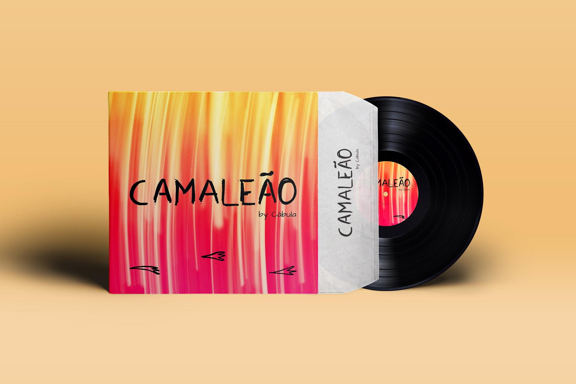 Cábula - Camaleão - Single CD
